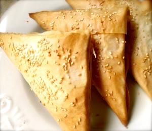 Crispy Filo Pastry
