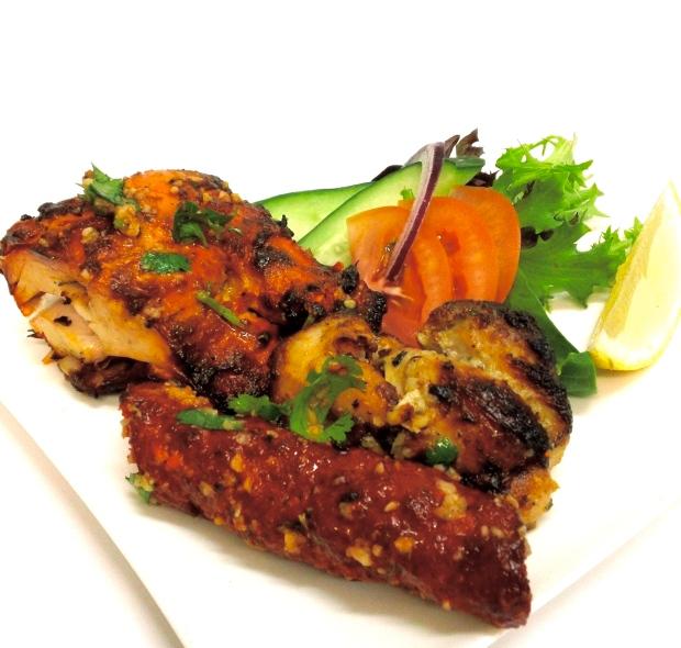 Mixed Tasting Platter