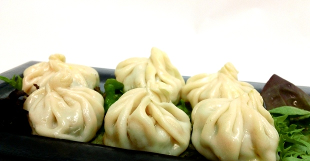 Delicious Nepalese Momo's, a vegetarian delight