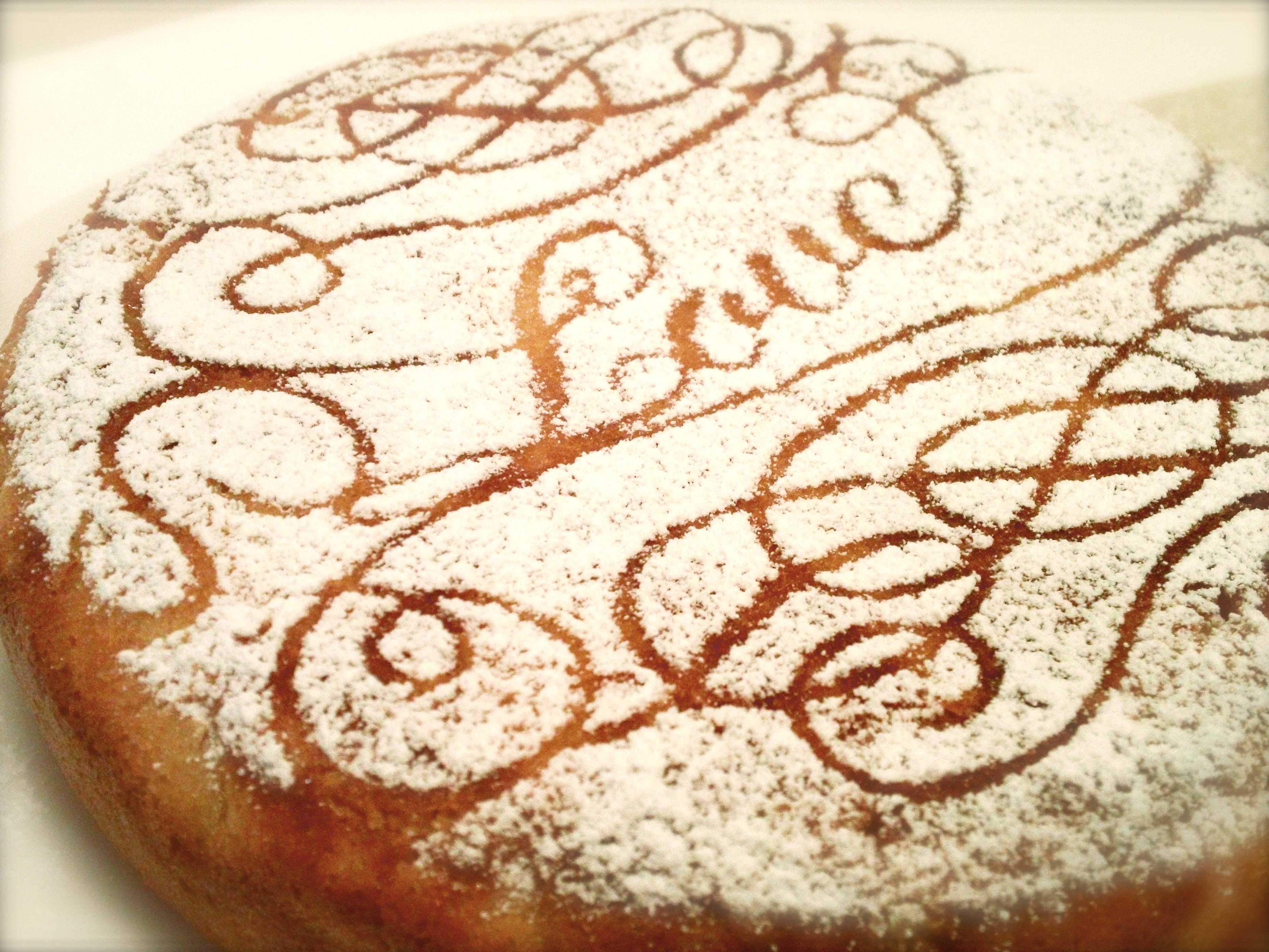 Gluten Free Pear Almond Cake Recipe