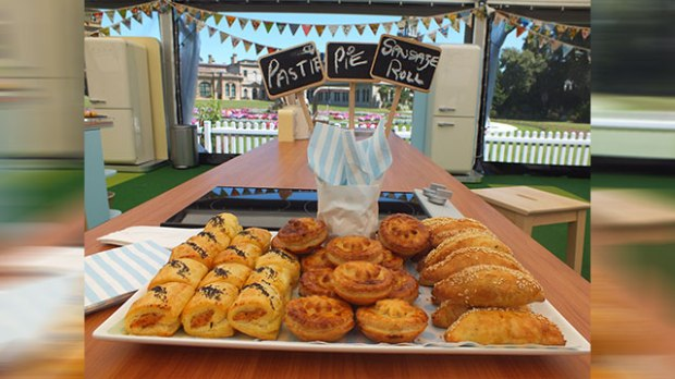 Party Pies and Pasties